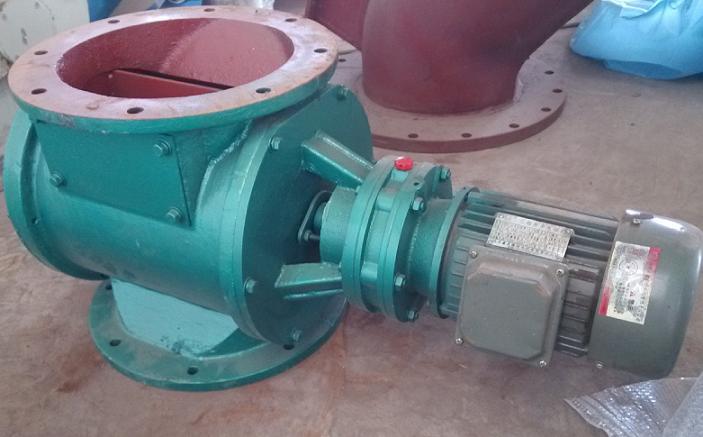 移动式叶轮给料机系统拖动方式的选择