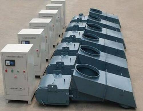 电磁振动给料机外调整装置制作方法